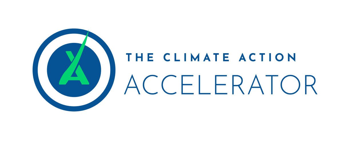 logo the climate action accelerator
